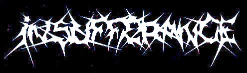 In Sufferance - Logo
