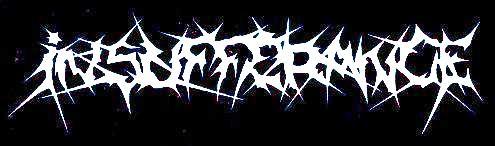 In Sufferance - Logo