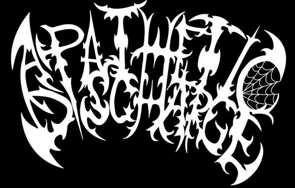 Apathetic Discharge - Logo