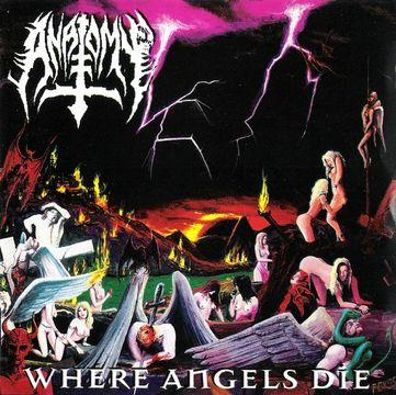 Anatomy - Where Angels Die