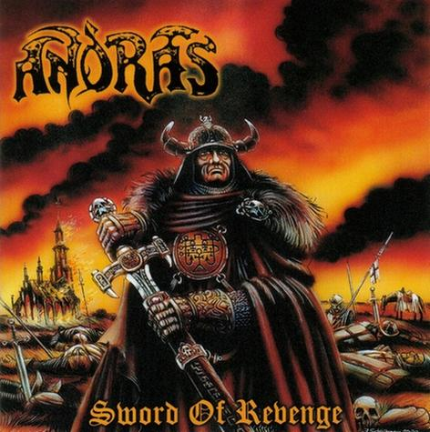 Andras - Sword of Revenge