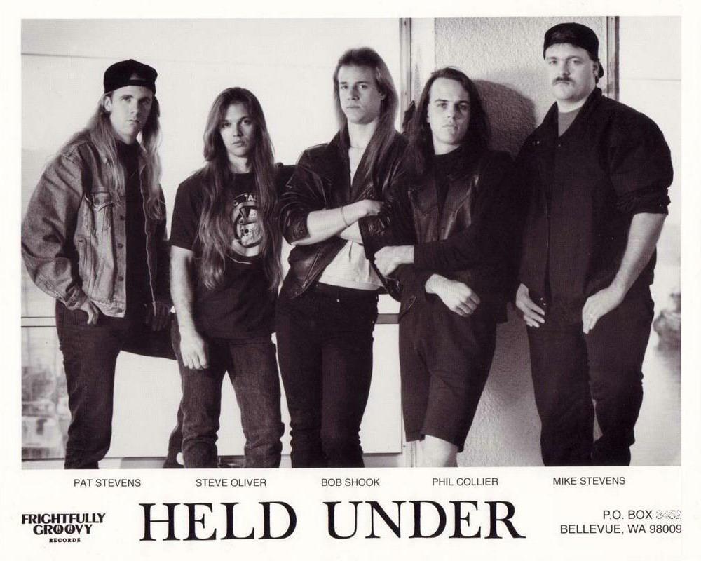 Held Under - Photo