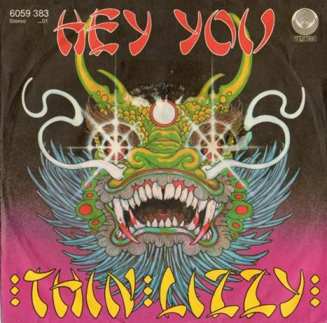 Thin Lizzy - Hey You