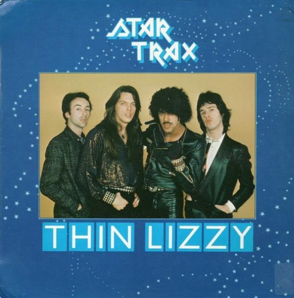 Thin Lizzy - Star Trax