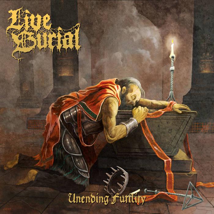 Live Burial - Unending Futility