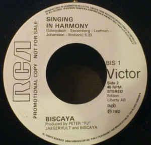 Biscaya - Summerlove / Singing in Harmony