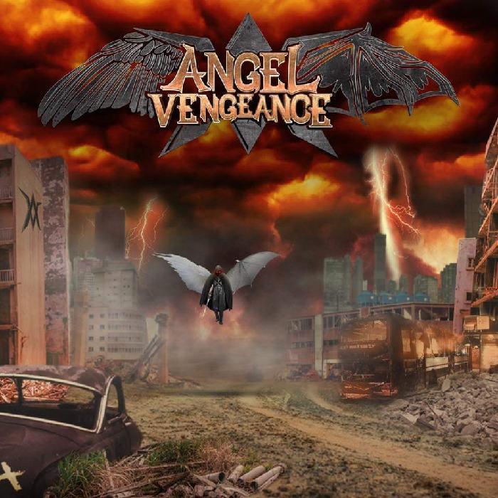 Angel Vengeance - Angel of Vengeance