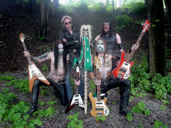 Bajen Death Cult - Photo