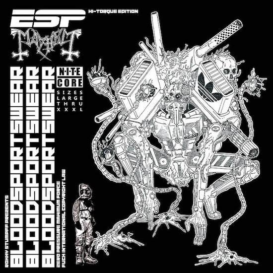 ESP Mayhem - Bloodsportswear
