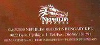 Nephilim Records