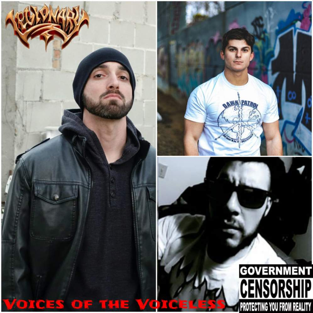 Legionary - Voices of the Voiceless