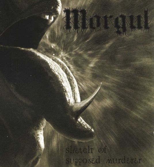Morgul - Sketch of Supposed Murderer