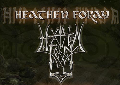 Heathen Foray - Logo