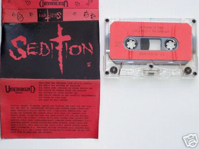 Sedition - Demo 1990