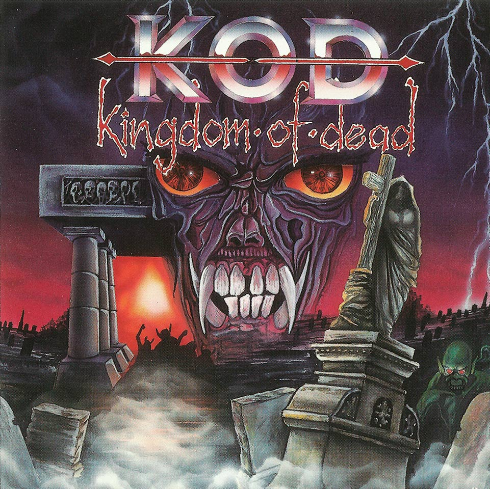 K.O.D. - Kingdom of Dead