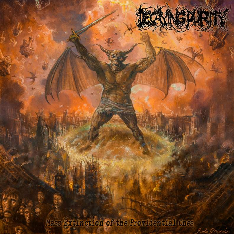 Decaying Purity - Mass Extinction of the Providential Ones