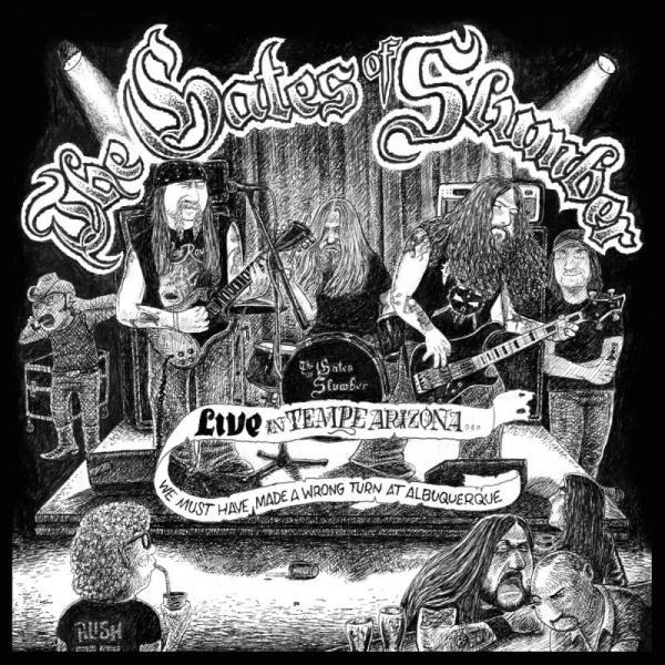 The Gates of Slumber - Live in Tempe Arizona