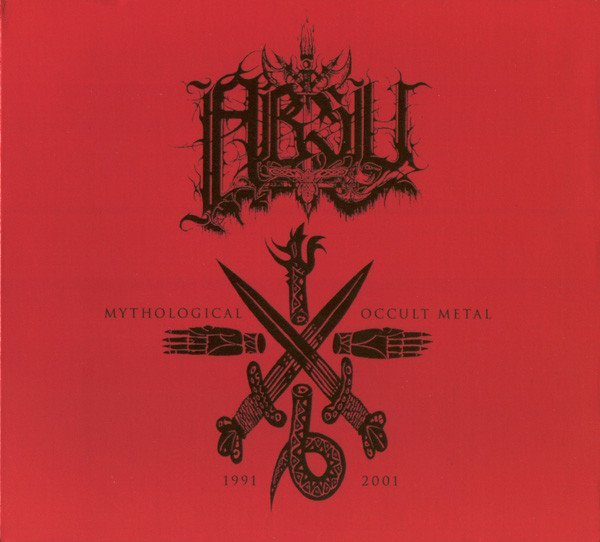 Absu - Mythological Occult Metal: 1991-2001