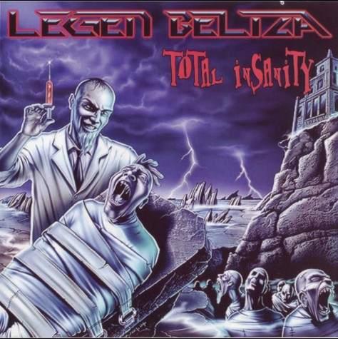 Legen Beltza - Total Insanity