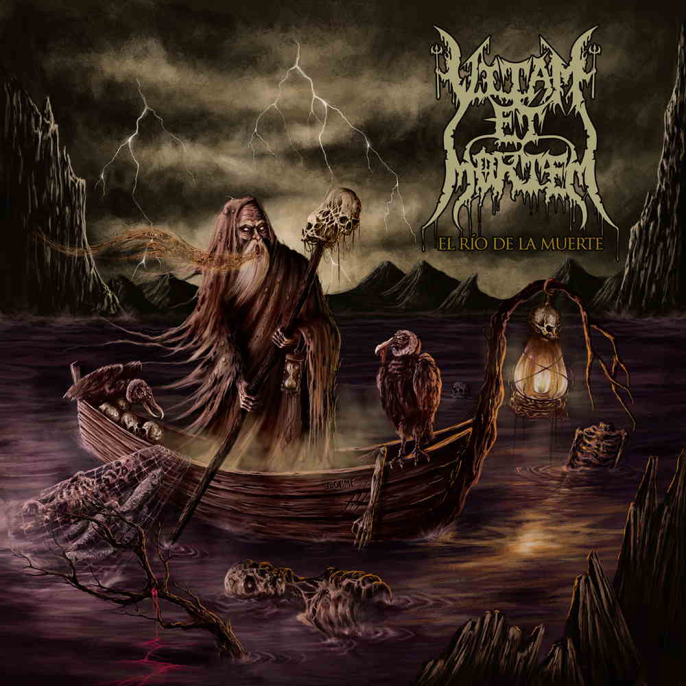 Vitam et Mortem - El río de la muerte