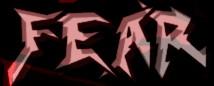 Fear - Logo