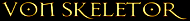 Von Skeletor - Logo