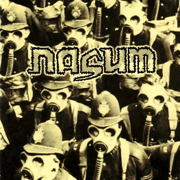 Nasum - Cover