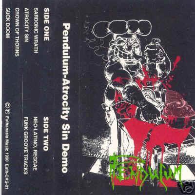 Pendulum - Atrocity Sin