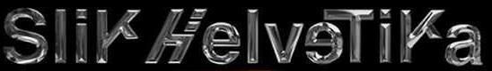 Slik Helvetika - Logo