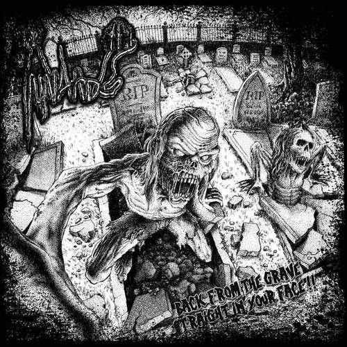 Innards - Back from the Grave, Straight in Your Face!!