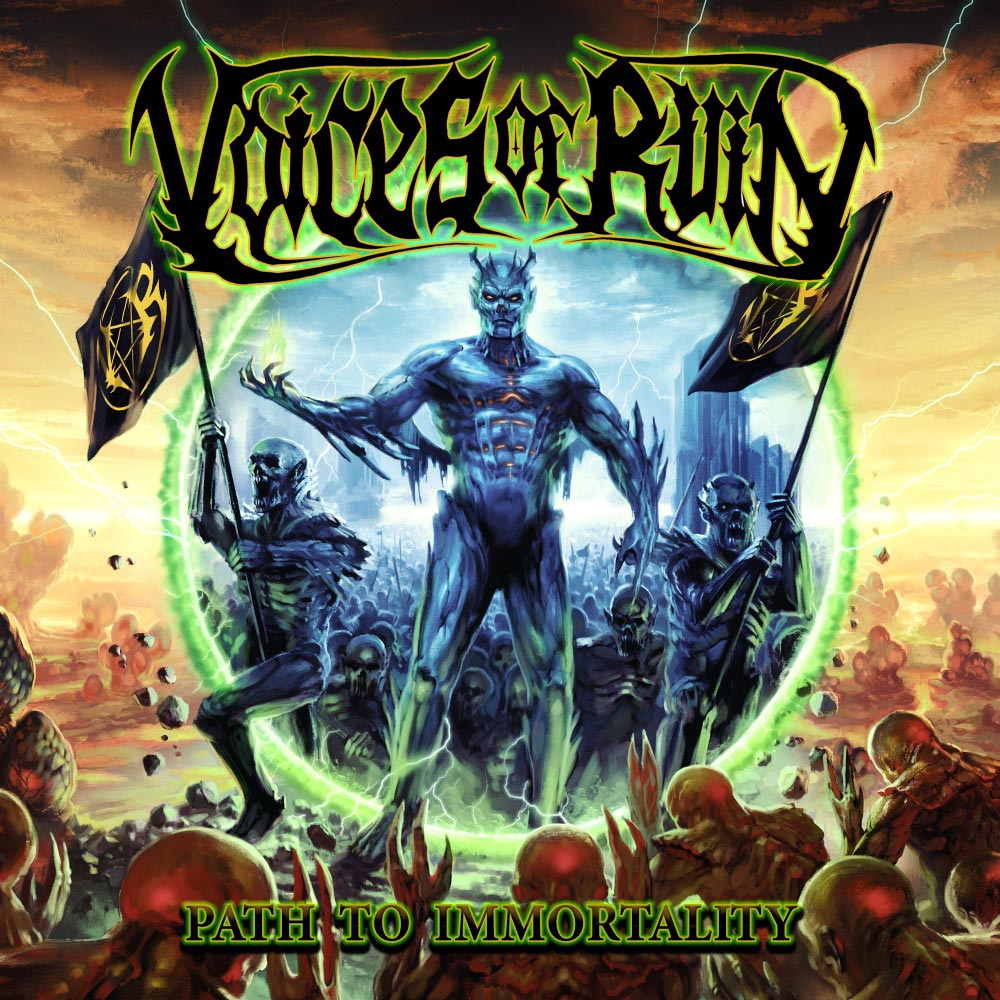 Voices of Ruin - Path to Immortality