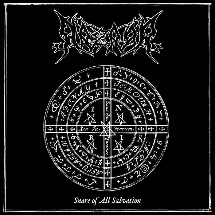 Häxanu - Snare of All Salvation