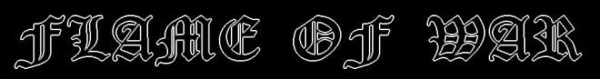 Flame of War - Logo