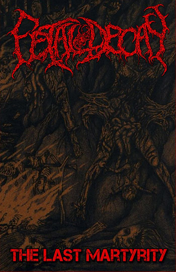 Fetal Decay - The Last Martyrity