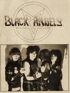 Black Angels - Demo