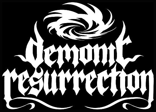 Demonic Resurrection - Logo
