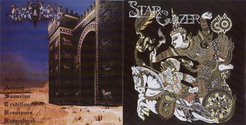 StarGazer / Invocation - Harbringer / H.A.S.T.U.R