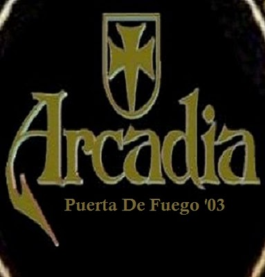 Arcadia - Puerta de Fuego