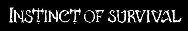 Instinct of Survival - Logo