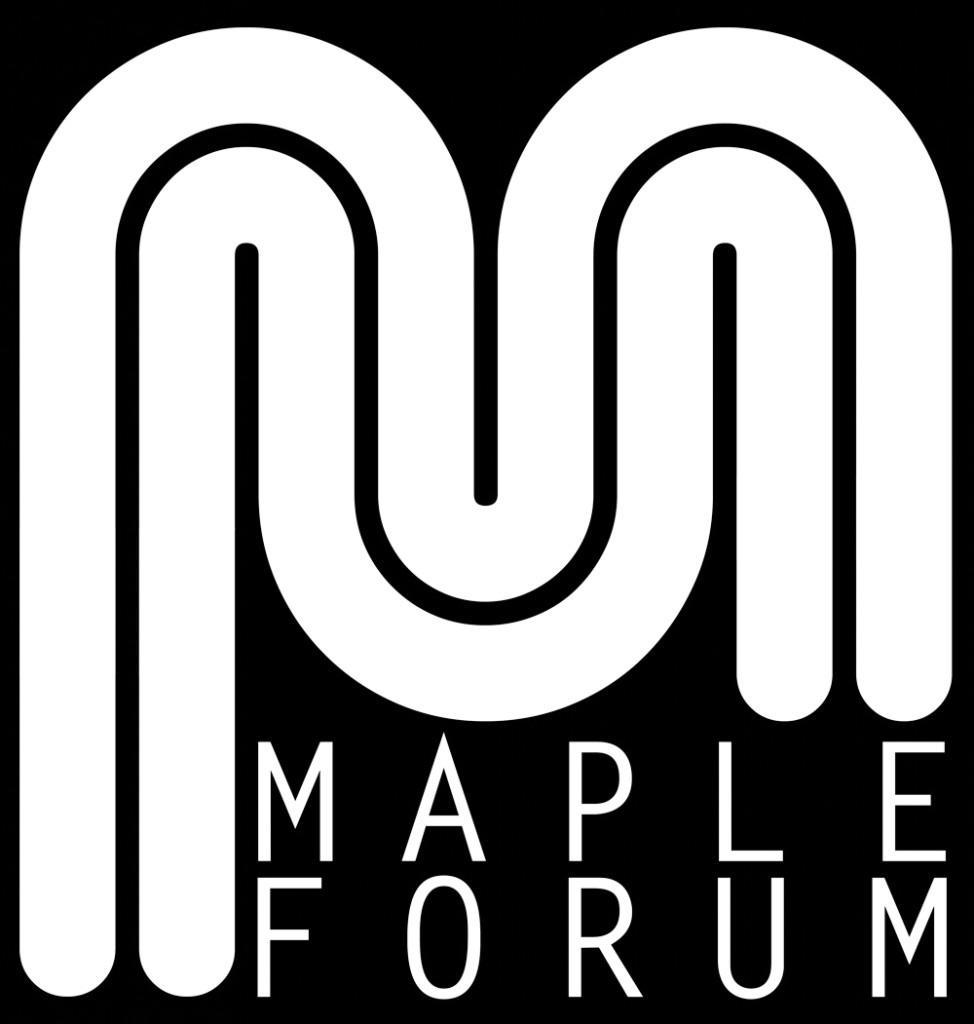 The Maple Forum