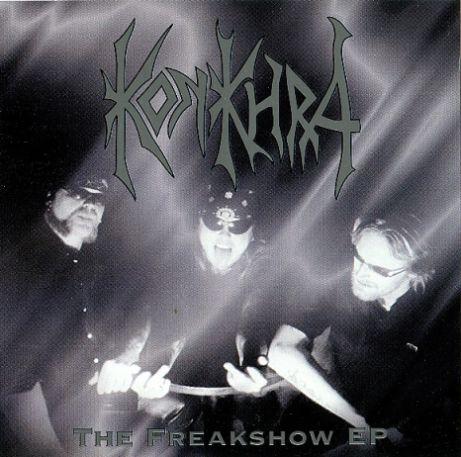 Konkhra - The Freakshow EP