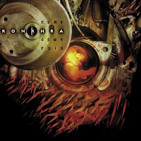 Konkhra - Come Down Cold