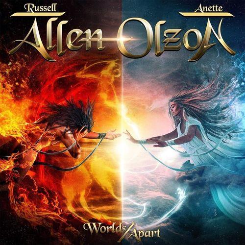 Allen / Olzon — Worlds Apart (2020)
