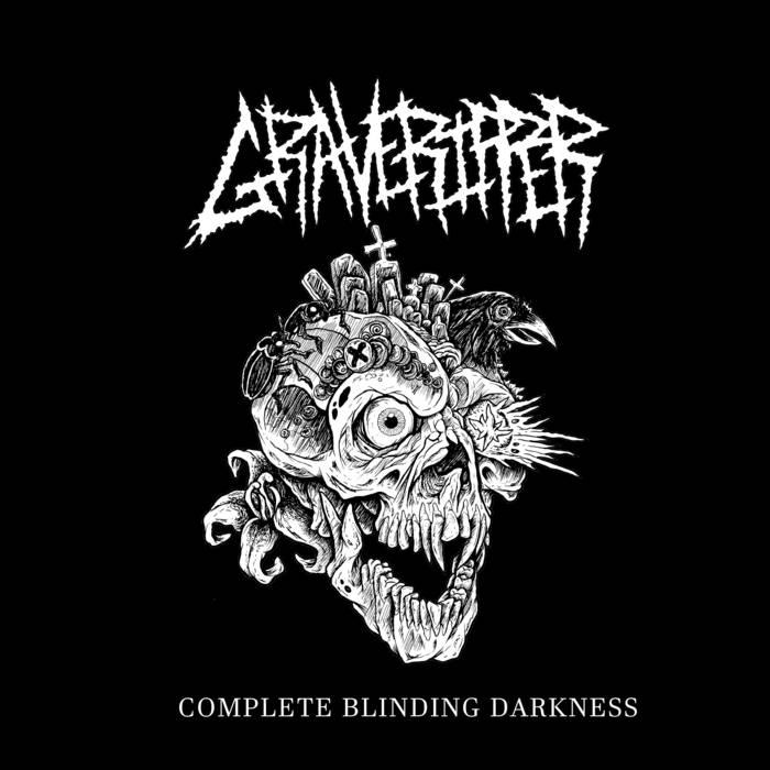 GraveRipper - Complete Blinding Darkness