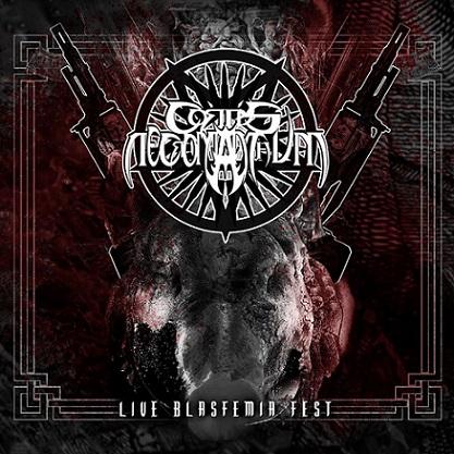 Corpus Necromanthum - Live Blasfemia Fest