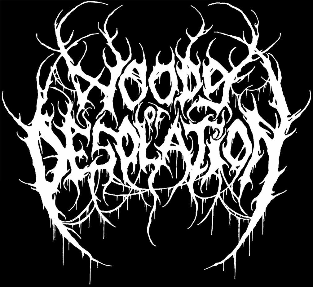 Woods of Desolation - Logo
