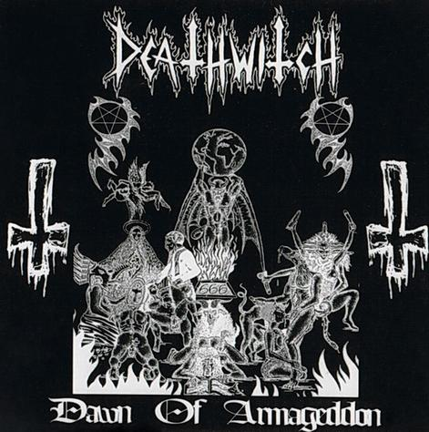 Deathwitch - Dawn of Armageddon