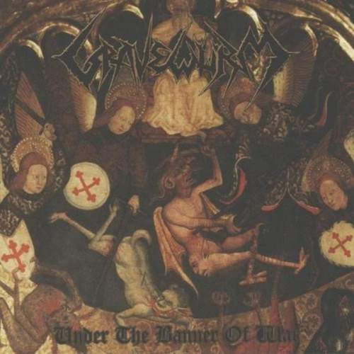 Gravewürm - Under the Banner of War