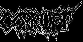 Corrupt - Logo