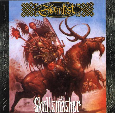 Slamfist - Skullsmasher